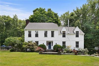 South Salem Single Family Home For Sale: 19 Scotts Lane
