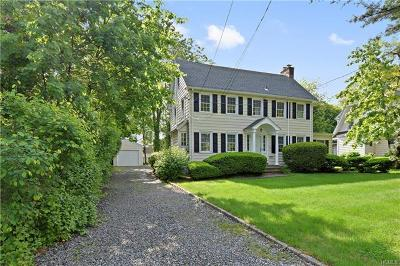 Scarsdale Single Family Home For Sale: 960 Post Road