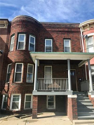 Newburgh Single Family Home For Sale: 91 Dubois Street