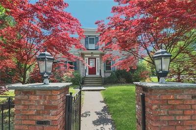 Beacon Single Family Home For Sale: 202 Fishkill Avenue