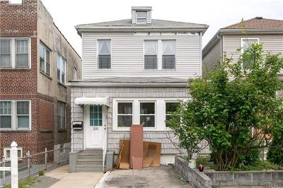 Bronx Multi Family 2-4 For Sale: 1636 Plymouth Avenue