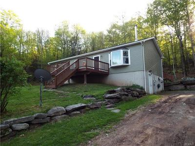 Mountain Dale Single Family Home For Sale: 110 Taylor Road