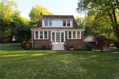 Rockland County Single Family Home For Sale: 258 Maple Road