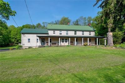Monroe Multi Family 2-4 For Sale: 1371 Orange Turnpike