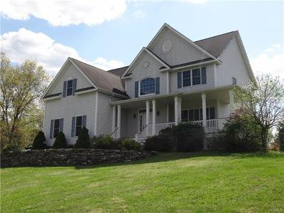 Pleasant Valley NY Single Family Home For Sale: $449,000