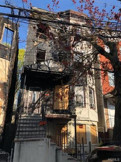 Yonkers Multi Family 5+ For Sale: 42 Oak Street