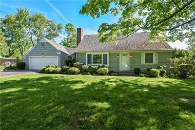 Westchester County Single Family Home For Sale: 65 Justamere Drive