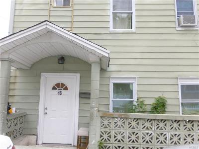 Haverstraw Single Family Home For Sale: 16 Middle Street