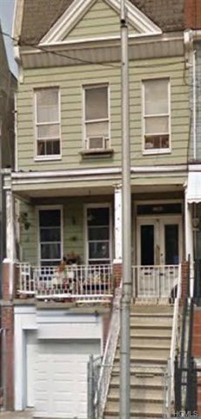 Bronx Single Family Home For Sale: 1341 Clay Avenue