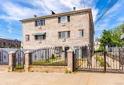 Bronx Multi Family 2-4 For Sale: 3703 Paulding Avenue