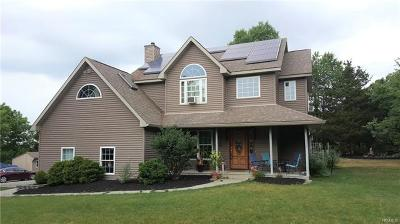 Single Family Home For Sale: 58 Old Quaker Hill Road