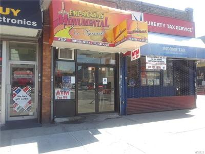 Bronx Commercial For Sale: 752 Allerton