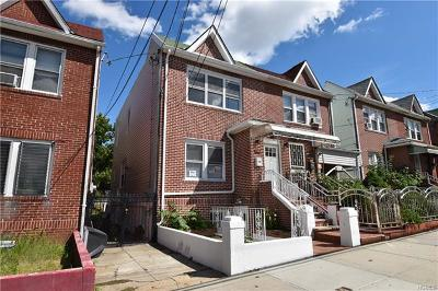 Bronx Single Family Home For Sale: 849 East 215th Street