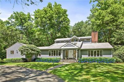 Westchester County Single Family Home For Sale: 21 Horseshoe Hill Road