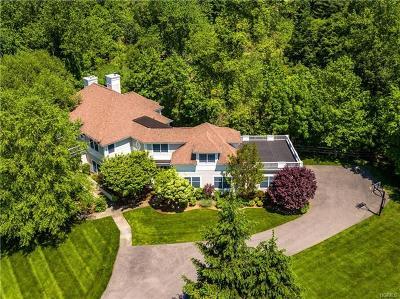 Chappaqua Single Family Home For Sale: 135 Hardscrabble Lake Drive