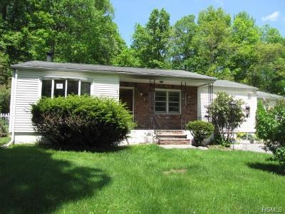 Port Jervis Single Family Home For Sale: 2588 County Route 1