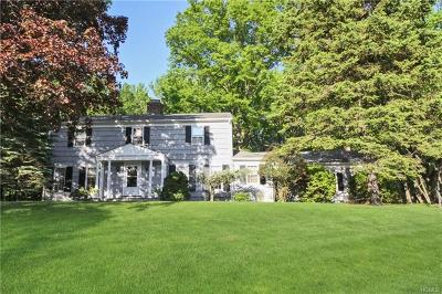 Rye Single Family Home For Sale: 19 John Jay Place