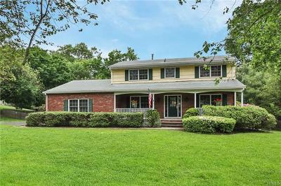 Rockland County Single Family Home For Sale: 15 Behrendt Drive