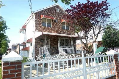 Bronx Multi Family 2-4 For Sale: 1451 Allerton Avenue