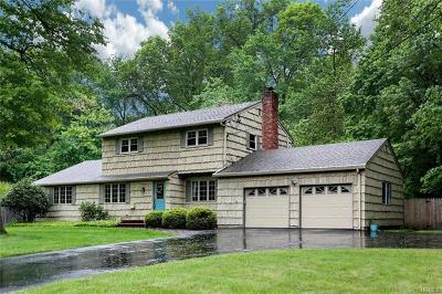 Rockland County Single Family Home For Sale: 110 Smith Hill Road