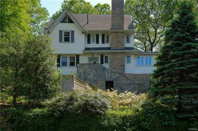 Bronxville NY Single Family Home For Sale: $1,435,000