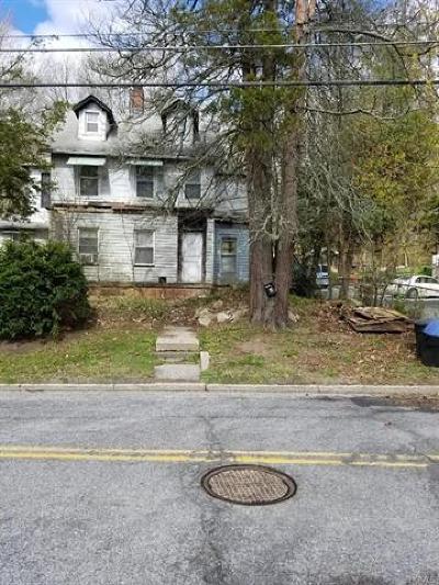Westchester County Multi Family 2-4 For Sale: 6 Narragansett Avenue