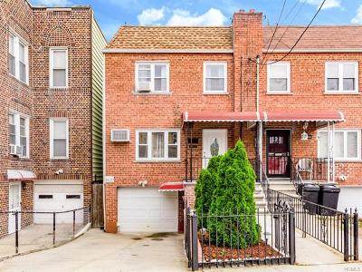 Bronx Single Family Home For Sale: 1308 Hobart Avenue