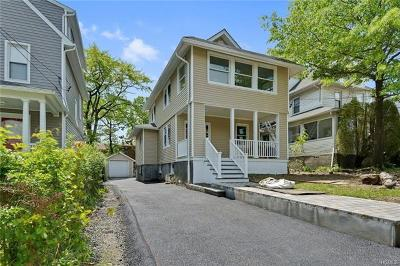 New Rochelle Single Family Home For Sale: 49 Crosby Place