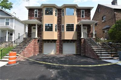 Westchester County Multi Family 2-4 For Sale: 415-417 Tecumseh