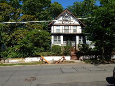 Mount Vernon NY Single Family Home For Sale: $329,000