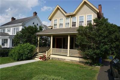 Newburgh Multi Family 2-4 For Sale: 8 Central Avenue