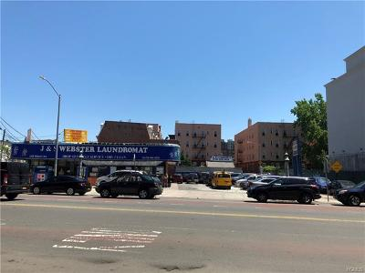 Bronx Commercial For Sale: 2008 Webster Avenue