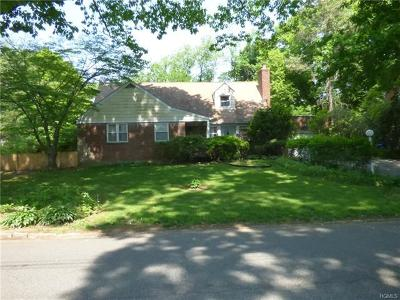 Eastchester Single Family Home For Sale: 14 Interlaken Drive