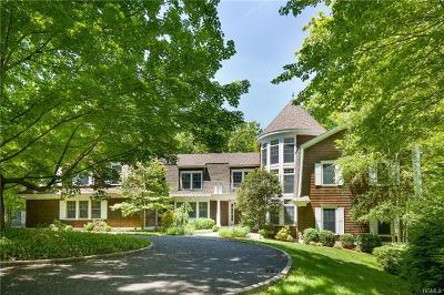 Armonk Single Family Home For Sale: 9 Davis Drive