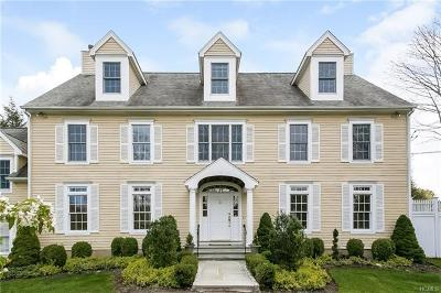 Connecticut Single Family Home For Sale: 4 Banksville