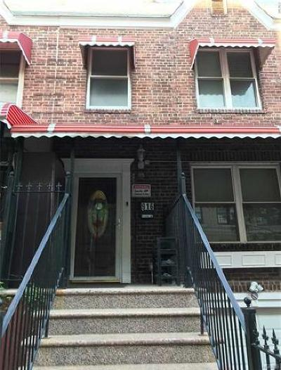 Bronx Single Family Home For Sale: 916 Boynton Avenue