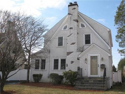Westchester County Single Family Home For Sale: 146 Longview Avenue