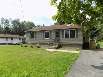 New Windsor Single Family Home For Sale: 65 Holloran Road