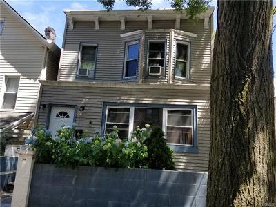 Bronx Single Family Home For Sale: 3082 Villa Avenue