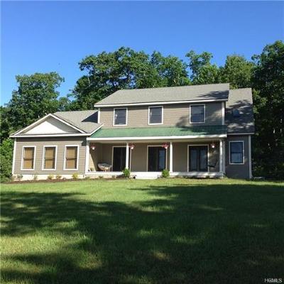Pine Bush Single Family Home For Sale: 119 Jones Road