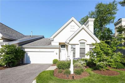 Rye Brook Single Family Home For Sale: 19 Doral Greens West Drive