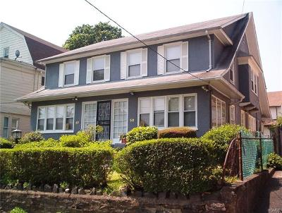 Mount Vernon Multi Family 2-4 For Sale: 58 - 60 Vernon Avenue