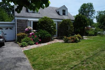 Yonkers Single Family Home For Sale: 161 Hildreth Place