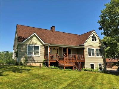 Dutchess County, Orange County, Sullivan County, Ulster County Single Family Home For Sale: 1314 State Route 208
