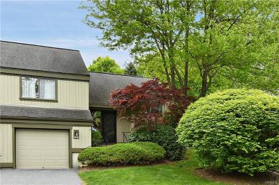 Westchester County Condo/Townhouse For Sale: 509 Heritage Hills #B