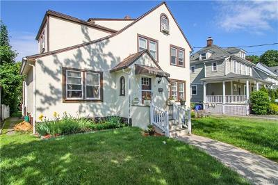 Port Chester Single Family Home For Sale: 30 Park Avenue
