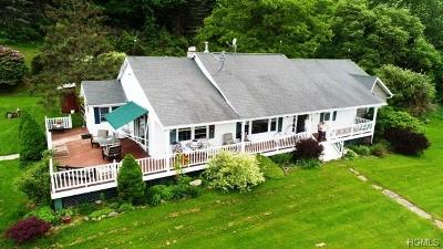 Livingston Manor Single Family Home For Sale: 8 Eagin Road