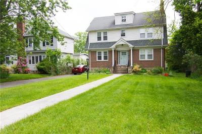 New Rochelle Single Family Home For Sale: 785 Webster Avenue