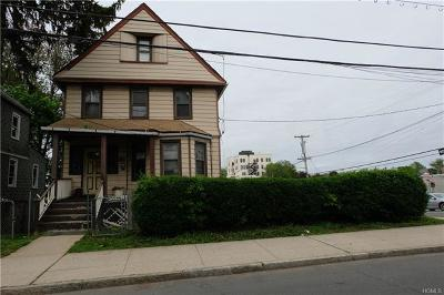 New Rochelle Multi Family 2-4 For Sale: 75 Brook Street