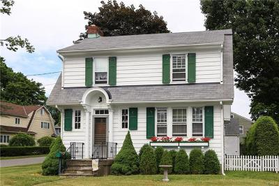 Mount Kisco Single Family Home For Sale: 20 Spencer Street
